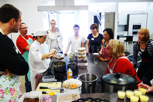 Cooking Classes New Plymouth Taranaki