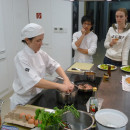 Chef Helen at Cook Learn Love